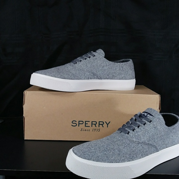 Sperry Shoes   Nib Captain Cvo Wool